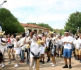 The Caribfest Parade passing the front of the Clark Student Center on Council Drive Sept 30. Photo by Rachel Johnson