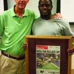 Peter Smith honored