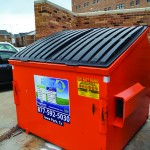Recycling dumpsters will save MSU funds