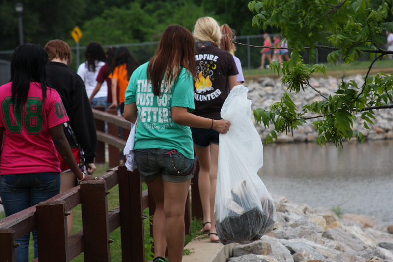 'Great Day of Service' builds unity