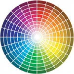 Ring around the color wheel