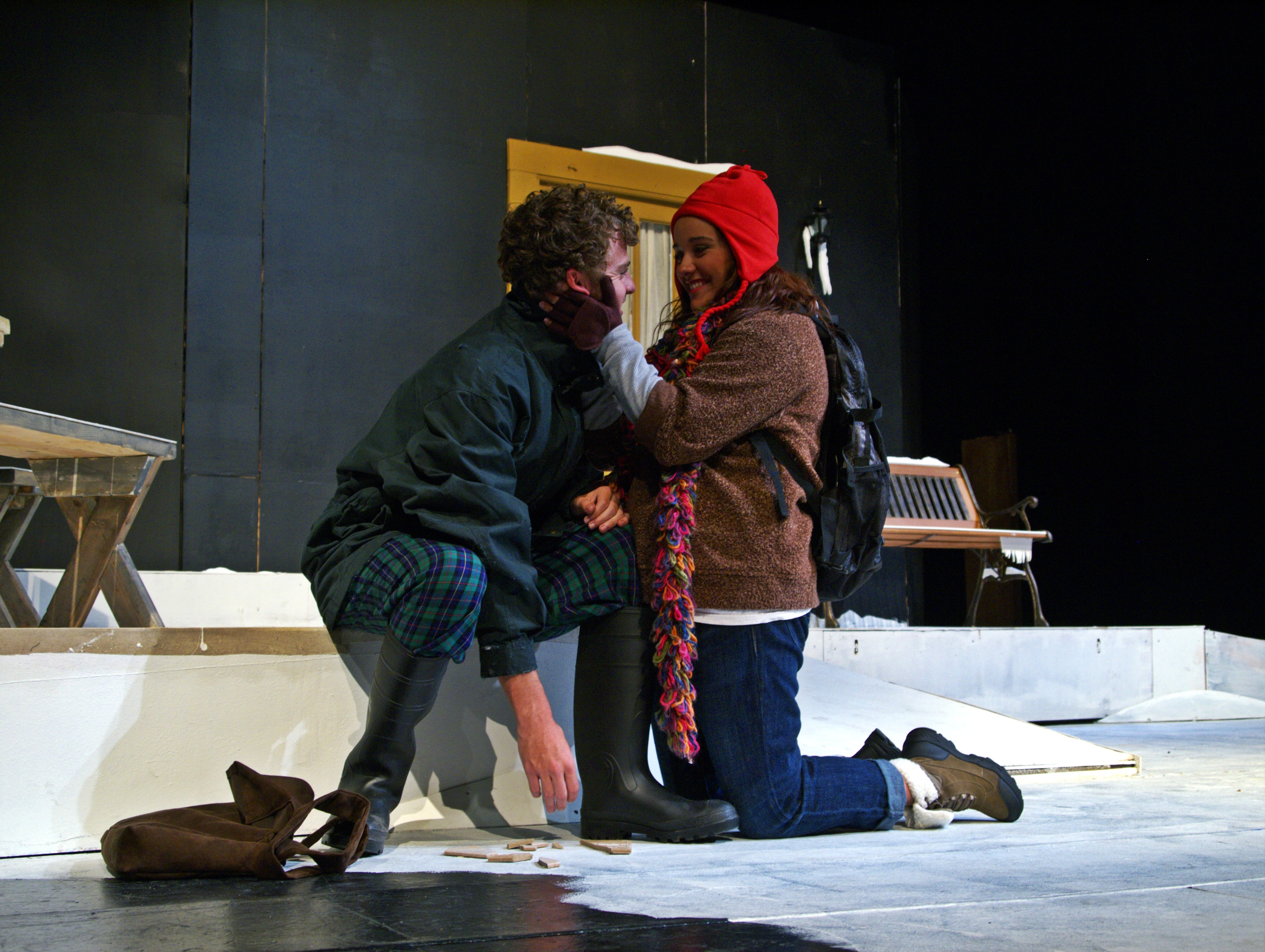 """Falling in love with John Cariani's """"Almost, Maine"""""""