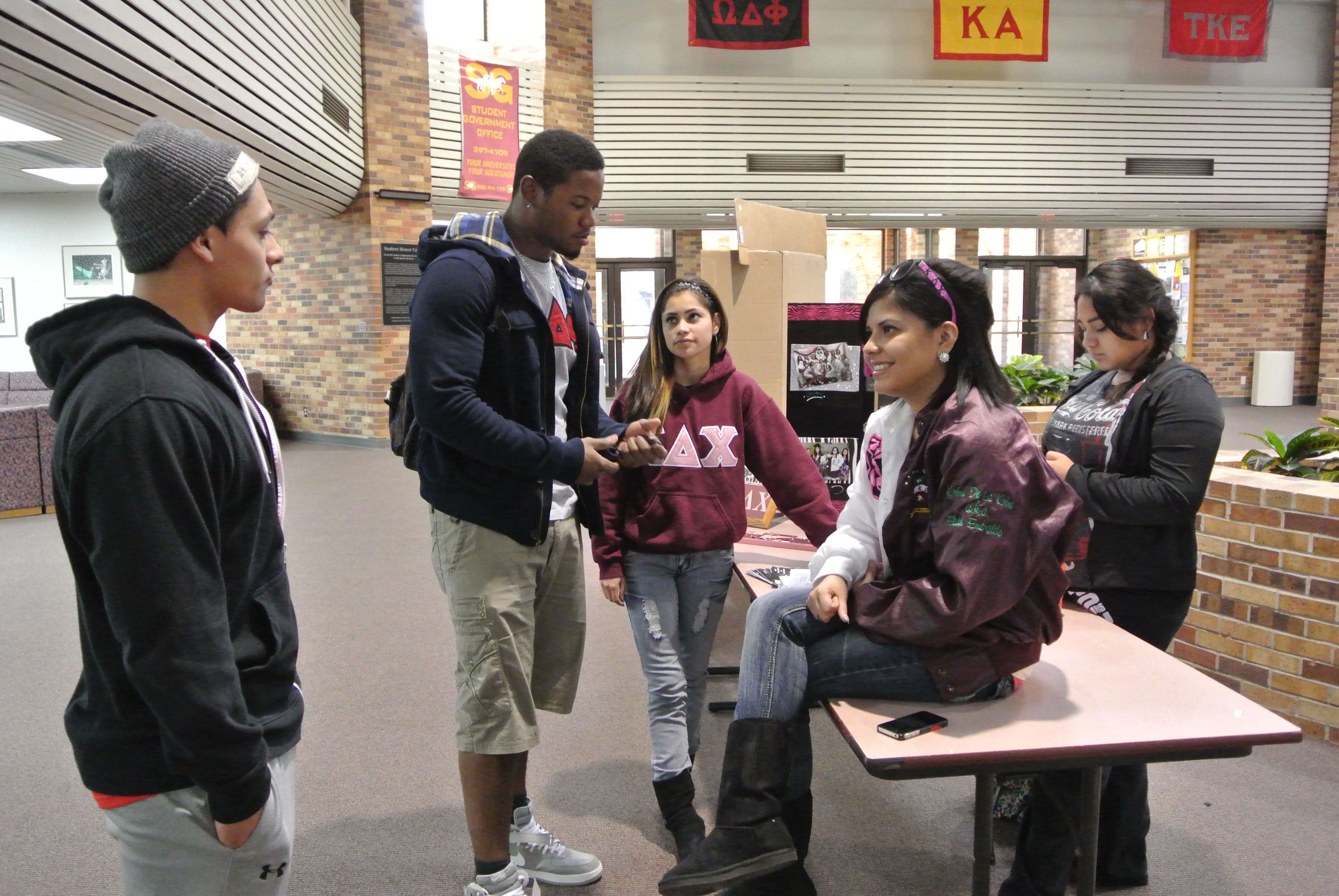 Students, faculty celebrate MLK and Human Rights Week