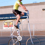 Local's 'Tallerbike' turns heads at HHH