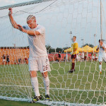 Soccer team defeated in season opener