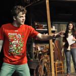 Theater production continues despite cast, technical setbacks
