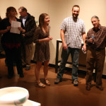 Resident artists premiere functional pottery