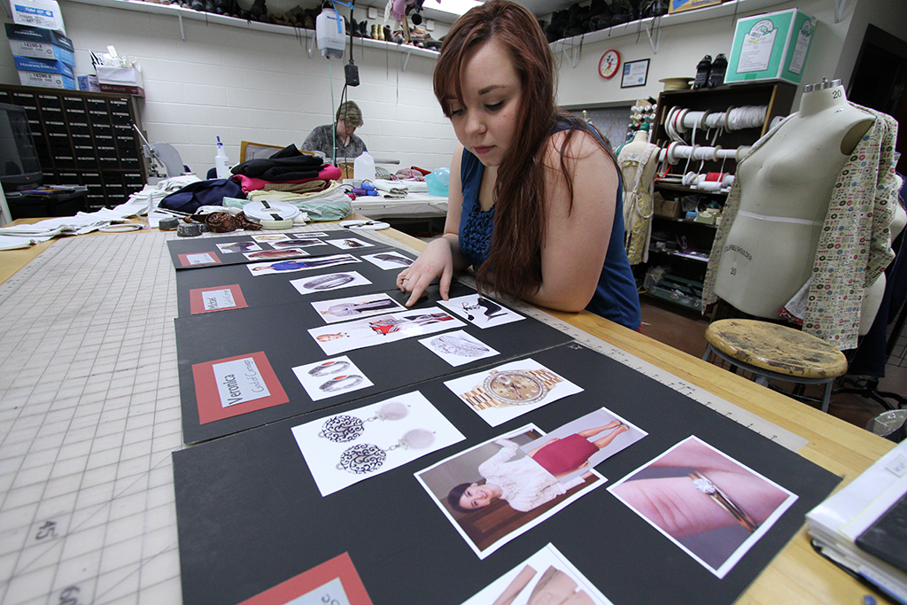 Costume design course offers real job experience