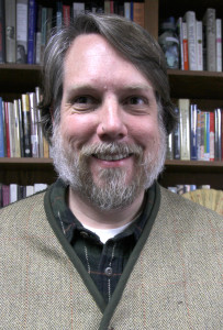 Todd Giles, assistant professor of English