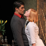 Theater production overlaps spring break
