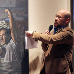 Art reception treats attendees to unique cultural experience