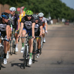 Cycling team prepares for Hotter'N Hell heat