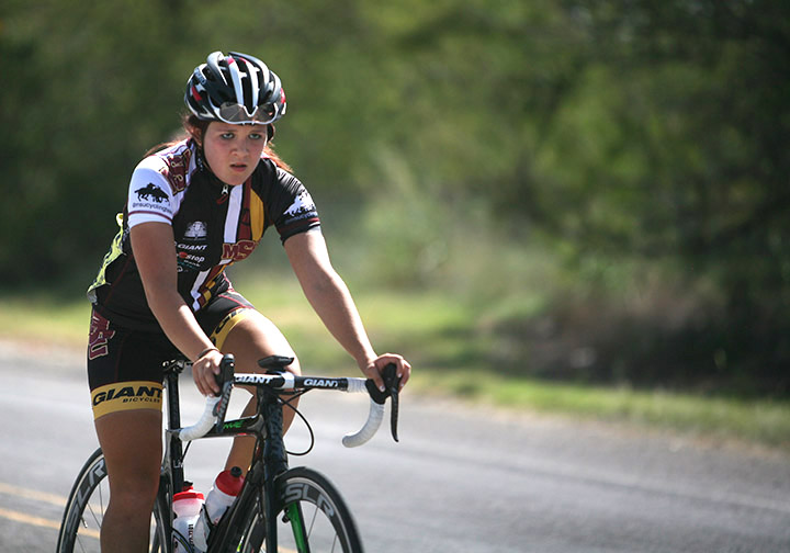 Crosswinds, fatigue problematic for riders at this year's Hotter'N Hell