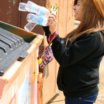 Recycling efforts slowly expanding on campus