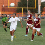 Freshman leads women's soccer team in undefeated season