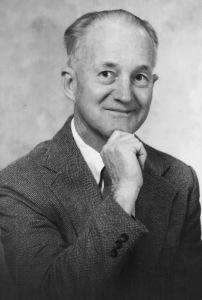 Walter Woelber Dalquest, Emeritus Professor of Biology at Midwestern State University, Wichita Falls, Texas (Festschrift photo, age 67).