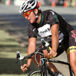 Cyclist signs contract with European team