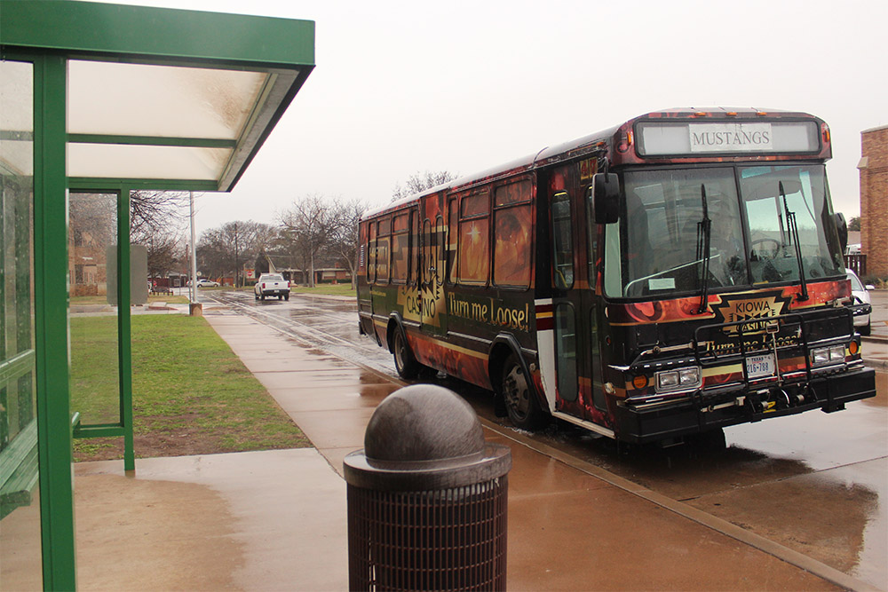 Students push to expand bus route