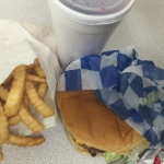 Drive-in diner burgers, shakes impressive