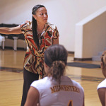 Volleyball coach relieved of duties