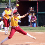 Softball falls to Central Oklahoma, looks to finish season strong