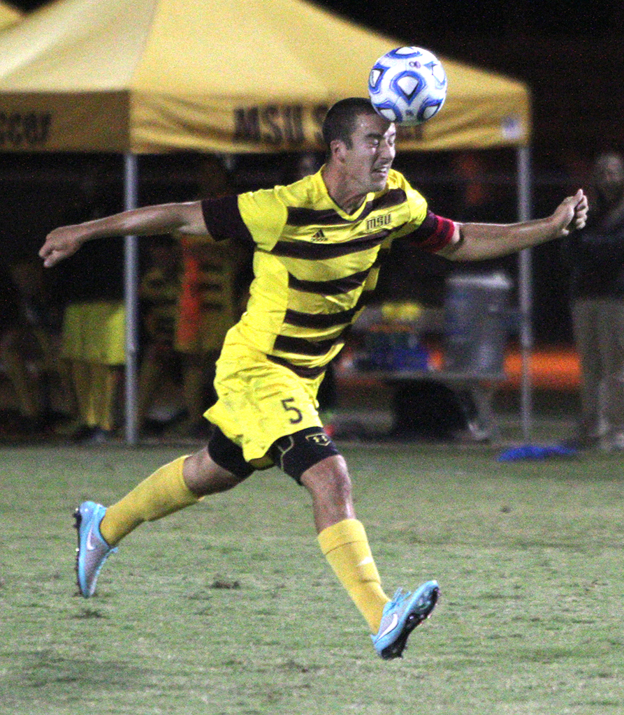May The 4th Be With You Wichita: Former MSU Student Signs To Play In Major League Soccer