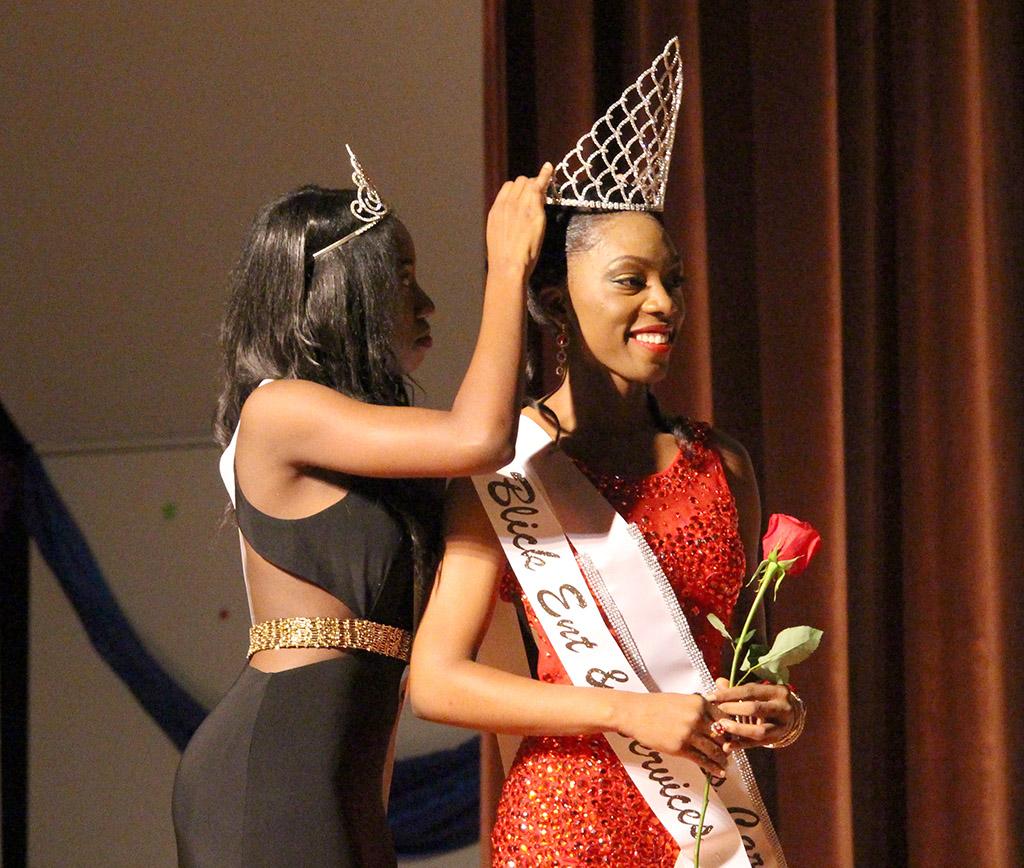 Sophomore named Miss CaribFest 2015
