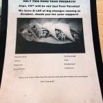 Qdoba's Final Taco Tuesday Sept. 29