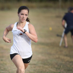 Cross-country women place fourth at home invitational