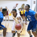 Mens basketball tramples OCU in season opener