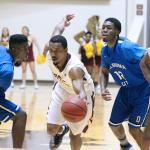 Mens basketball tramples OCU in season opener