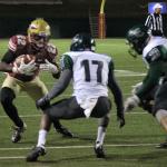 Football team plays Commerce —again — Nov. 14 in playoffs