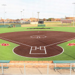 Softball field update will save water, money