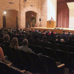 119 prospective students attend health sciences and human services Discover MSU