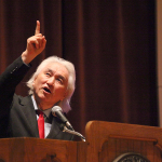 Artist-Lecture Series concludes with Kaku
