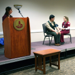 12 oral research presentations recognized