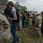 Geology students explore Wichita Mountains