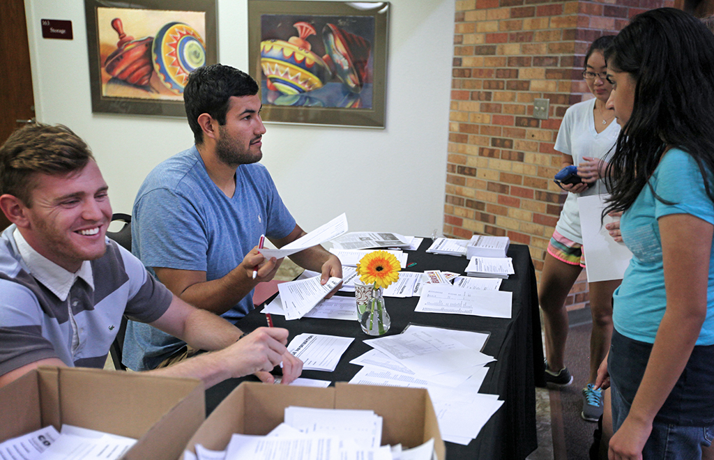 Extra credit brings students in to research forum