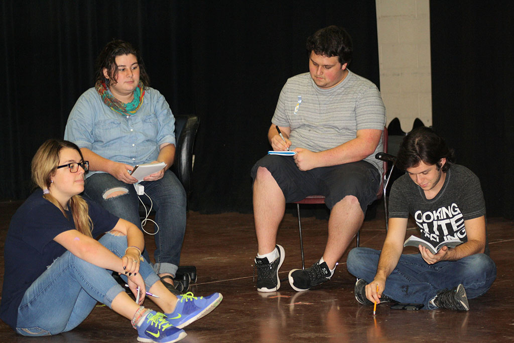 Student production set to open theater season Sept. 22