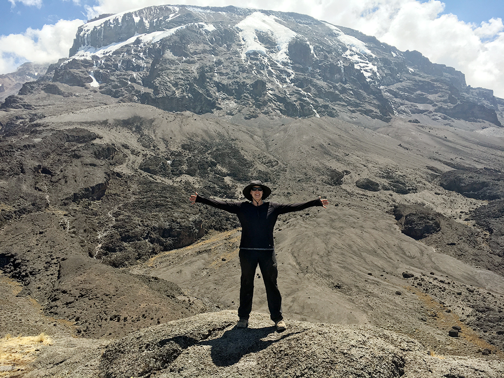 Kilimanjaro: life lessons from the mountain