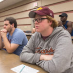 First student debate provides silver-lining for students