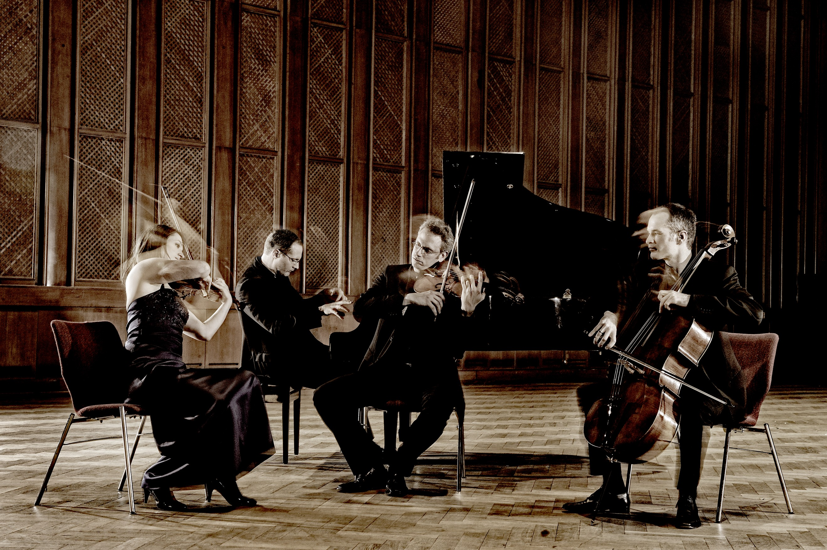 The Faurè Quartett comes to Wichita Falls