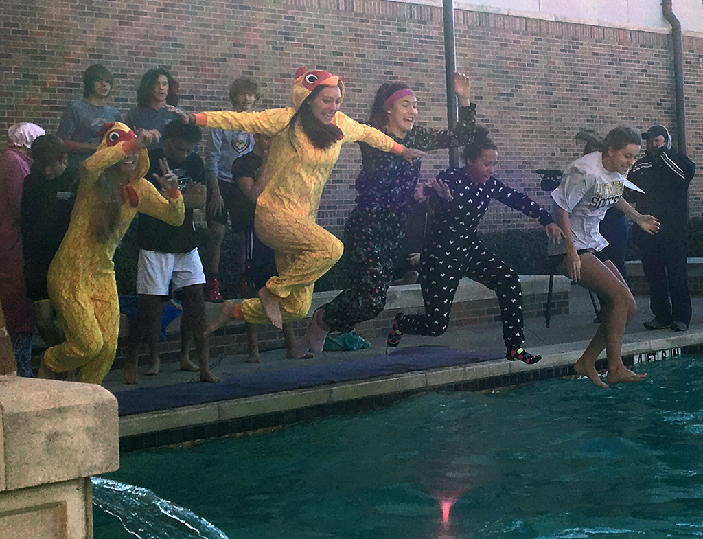 Special Olympics profits from Polar Plunge success