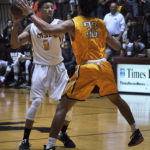 Men's basketball wins against Western New Mexico