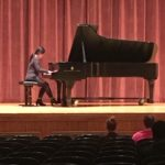 Pianists 'show love for music' to 40