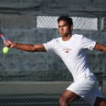 Men's tennis beats Ferris State 7-2; women beat Tarleton 9-0