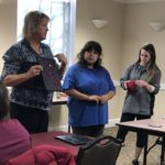 Design wind chimes at clay class April 18-19