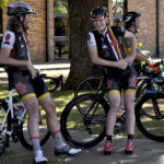 Cycling team brings home 9th conference title