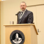 James Johnston, interim provost, named new provost