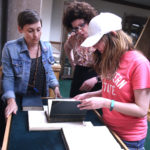 Rare Books Collection is used for research, but only by two students